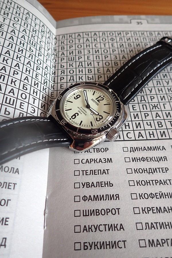 Nos montres avec un objet russe ou soviétique - Page 2 Wg230210