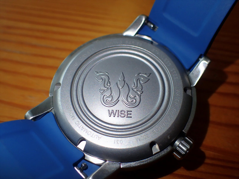 WISE diving  Wise_013