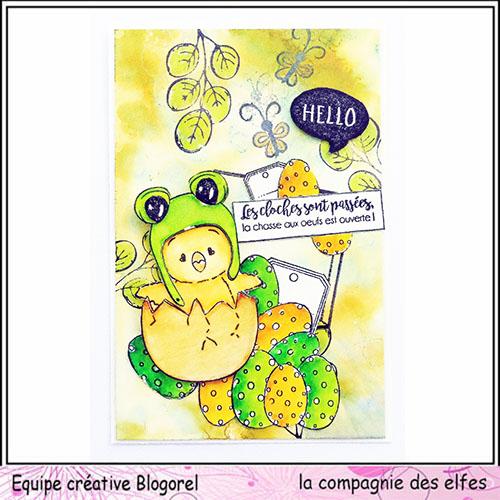 carte Paques 3/3 à programmer Blogo119