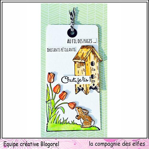 1er Mai challenge marque page programmé Blogo141