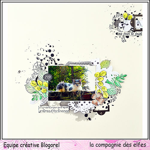 Sketch carte ou page. Blogo247