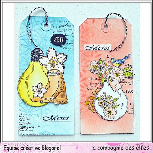 Cartes créatives de Septembre. Blogo261