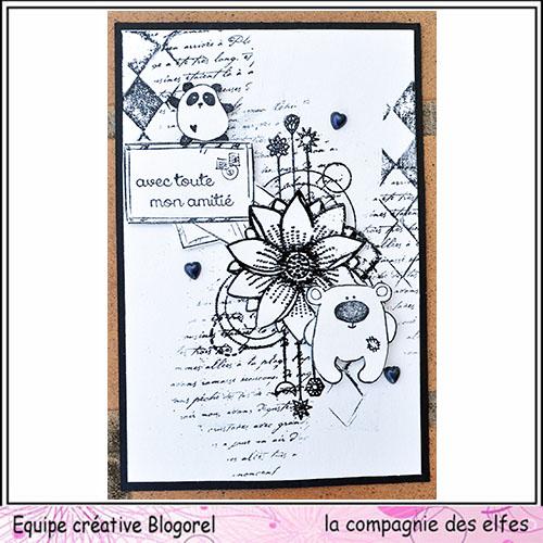 Cartes créatives de Septembre. Blogo265