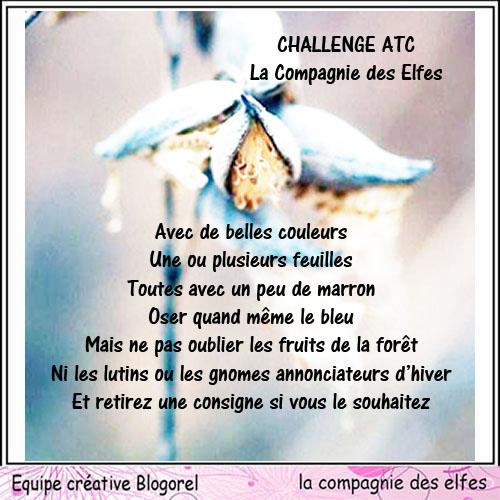Challenge ATC Novembre 2019. Blogo287
