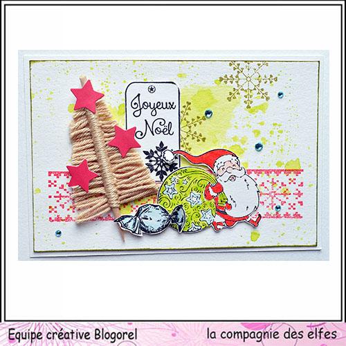 Cartes créatives de Novembre. Blogo294