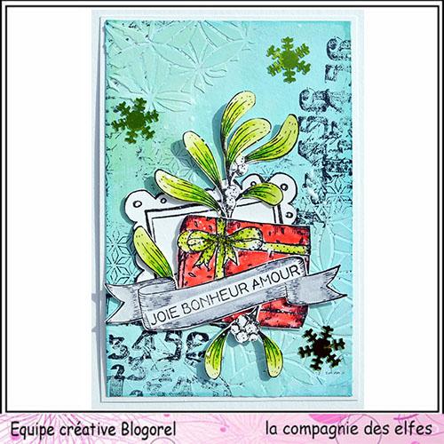 Cartes créatives de Novembre. Blogo302