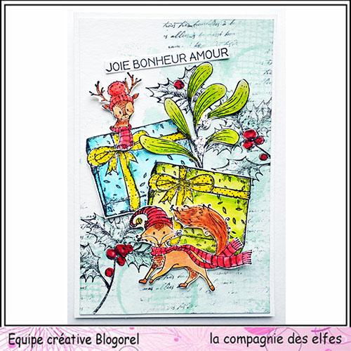 Carte animaux en fête  3/3 Blogo320