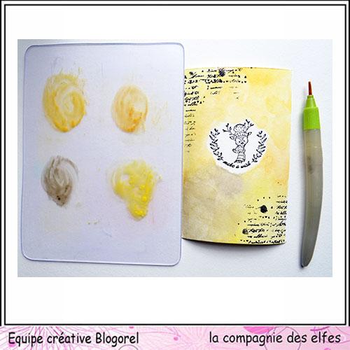 Tuto carte de voeux par Blogorel. Blogo334