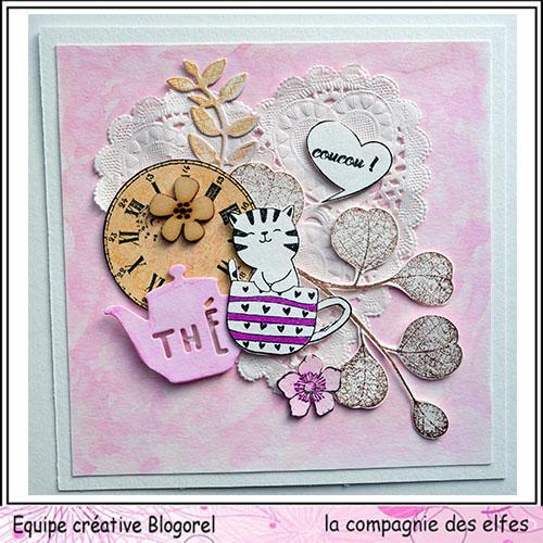 Cartes créatives de Novembre. Blogo342