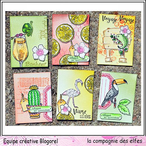 Challenge d'Août exotique. Blogor14