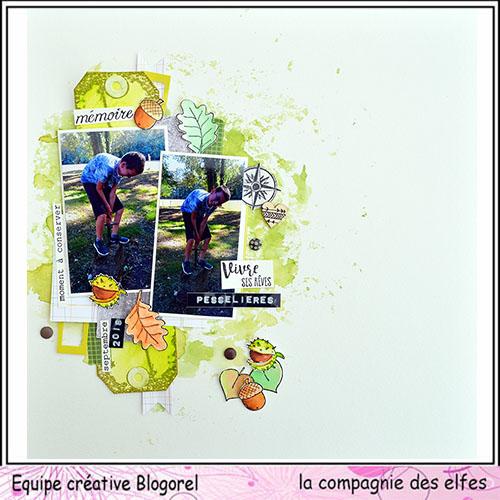 pages scrapbooking septembre Blogor39