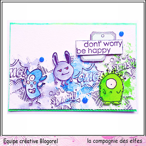 Cartes créatives Janvier 2019 Blogor78