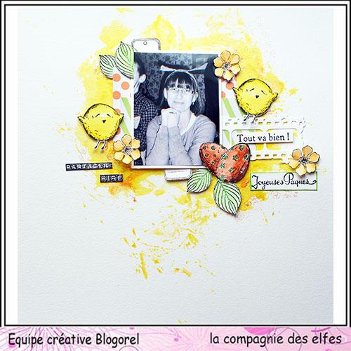 Pages Pâques 2/2 programmé le 12 avril Blogor94