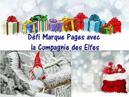 La cie propose une inspiration marque page le 2 décembre Defico11