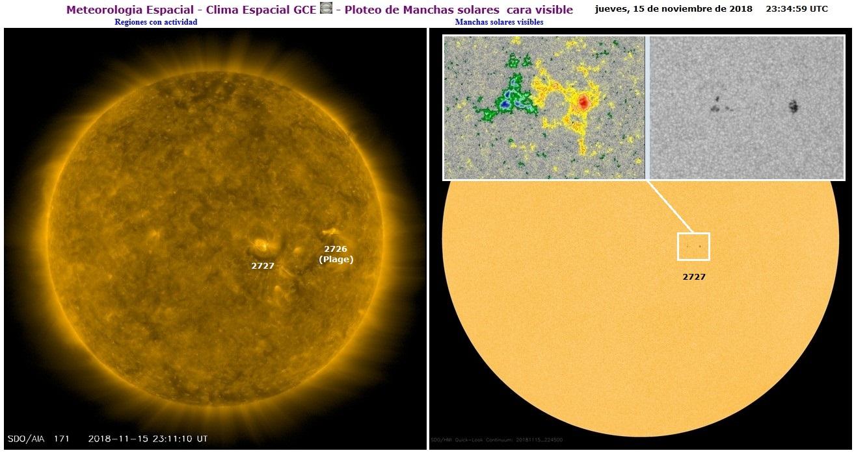 Monitoreo de la Actividad Solar 2018 - Página 7 20181114
