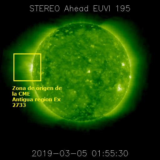 Monitoreo de la Actividad Solar 2018 - Página 8 20190311