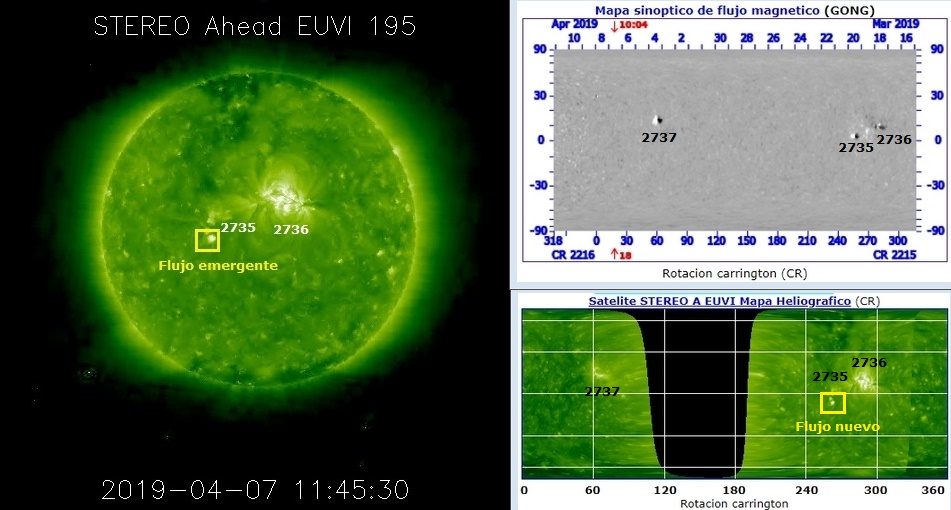 Monitoreo de la actividad solar 2019 - Página 2 20190412