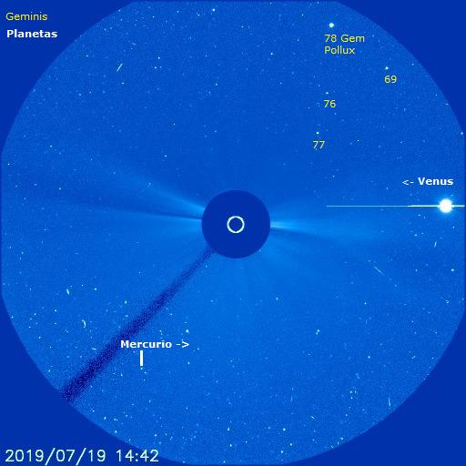 Monitoreo de la Actividad Solar 2019 20190713