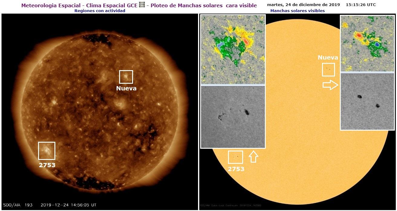 Monitoreo de la Actividad Solar 2019 - Página 2 20191214