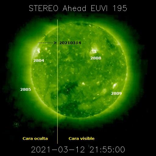 Monitoreo de la actividad solar 2020 - Página 3 20210311