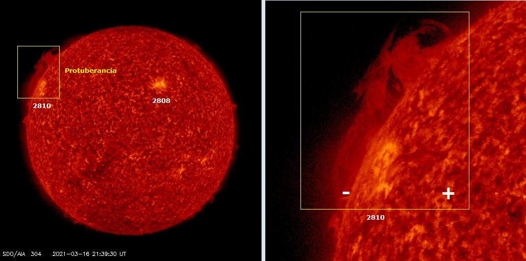Monitoreo de la actividad solar 2020 - Página 3 20210312
