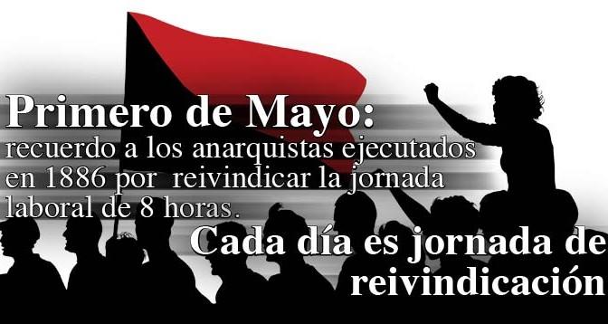 1 de mayo — Día Internacional del Trabajo  4408ff10