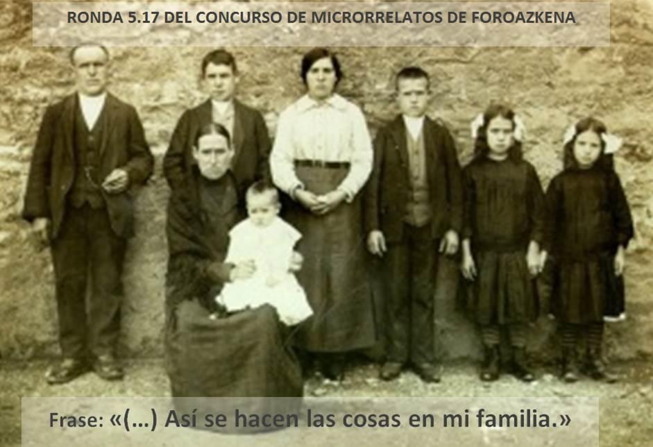 RONDA 5.17 DEL TERMINAL CONCURSO DE MICRORRELATOS DE FOROAZKENA Bander14