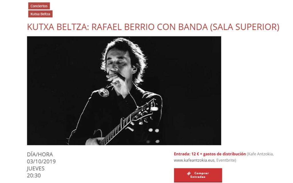 RAFAEL BERRIO y la poesía como expresión musical Rafael10