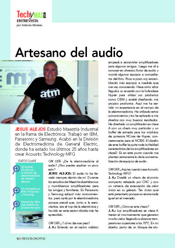 Acoustic technology mfg. Fabricación de equipos a medida. Valencia - Página 9 Onoffa10