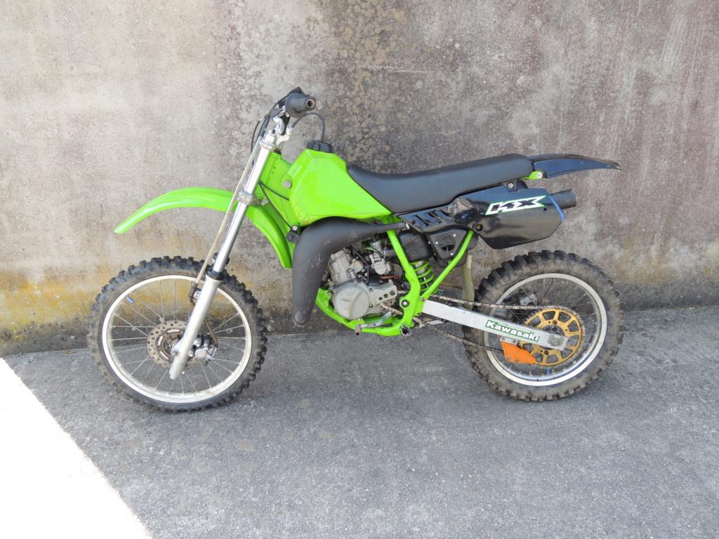 embrague - KX 80 1990    Dscn6511