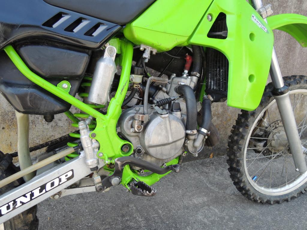 embrague - KX 80 1990    Dscn6513