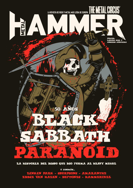 Metal Hammer: la revista con las que nos hicimos jevis pa' to' la vida 12200710