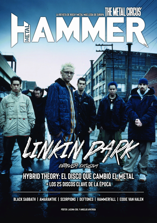 Metal Hammer: la revista con las que nos hicimos jevis pa' to' la vida 12216310