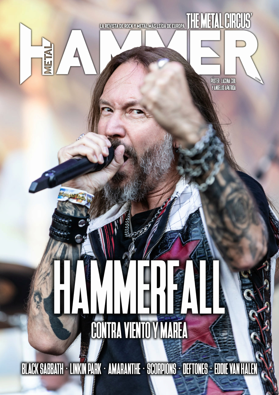 Metal Hammer: la revista con las que nos hicimos jevis pa' to' la vida 12218210