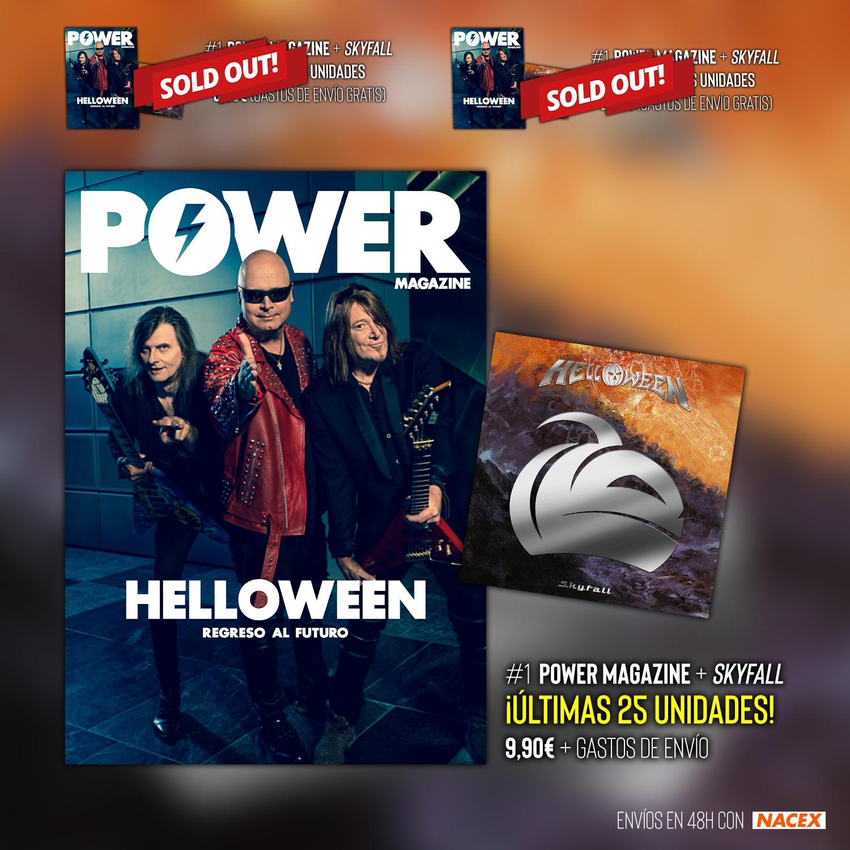 Power Magazine: nueva revista española en físico de rock y metal Feed-p10