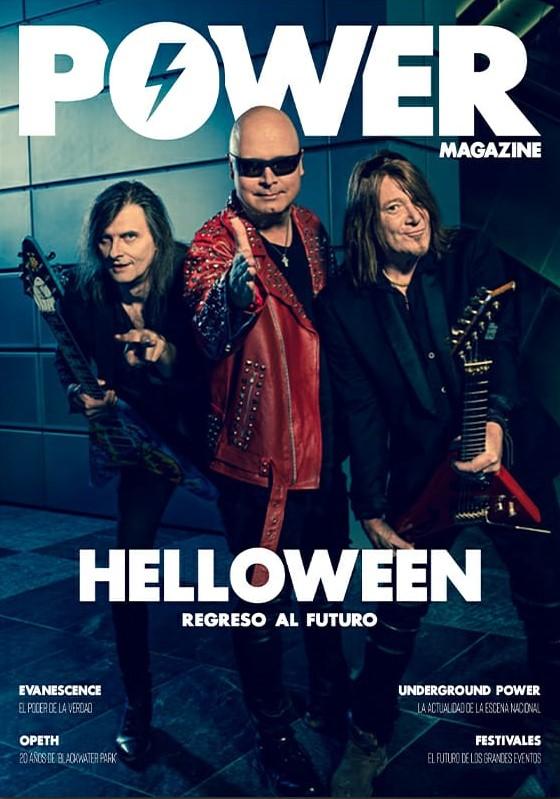 Power Magazine: nueva revista española en físico de rock y metal Whatsa11