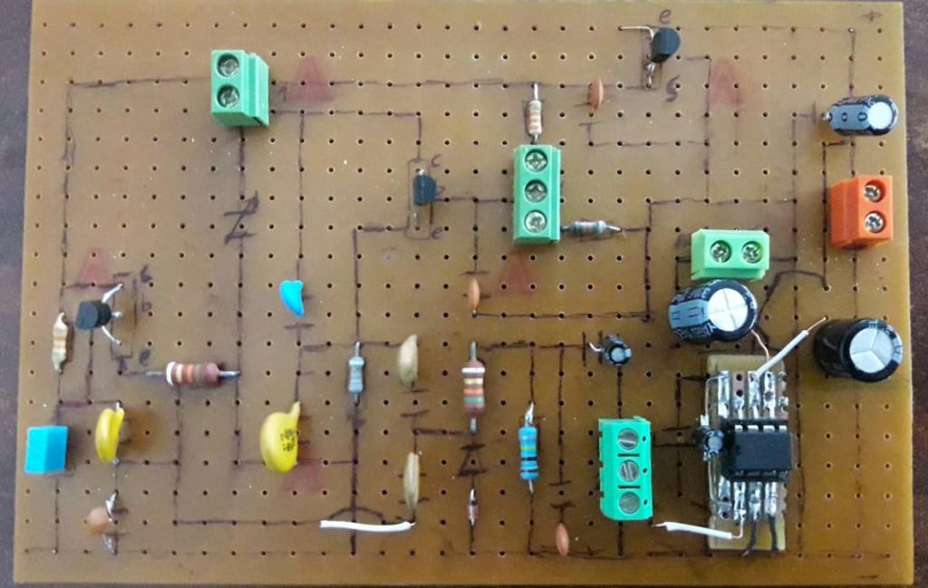 Fabricando primer detector de metales Whatsa10