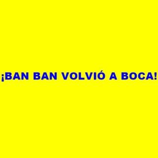 8vos de Final (VUELTA) - Boca Juniors Vs Atletico Rafaela  Ban_ba14