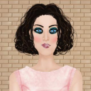 Leandra's Weekly Design Challenge: #11 Makeup N2ndlw10