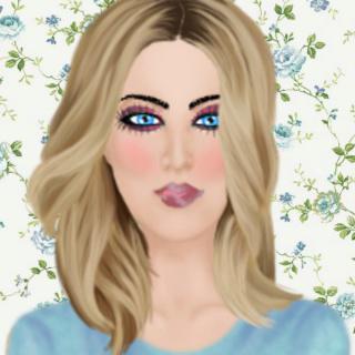 Leandra's Weekly Design Challenge: #11 Makeup Pn041012