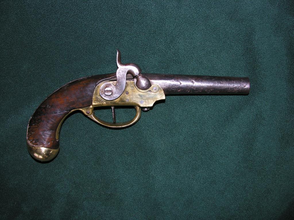 Une paire de pistolets 1777 128