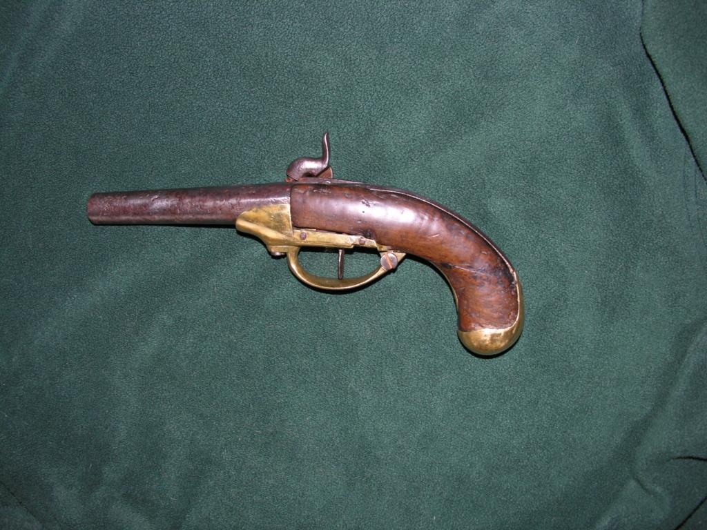 Une paire de pistolets 1777 222