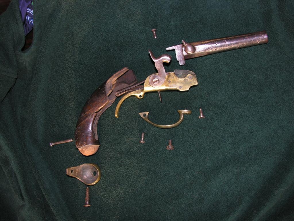 Une paire de pistolets 1777 322