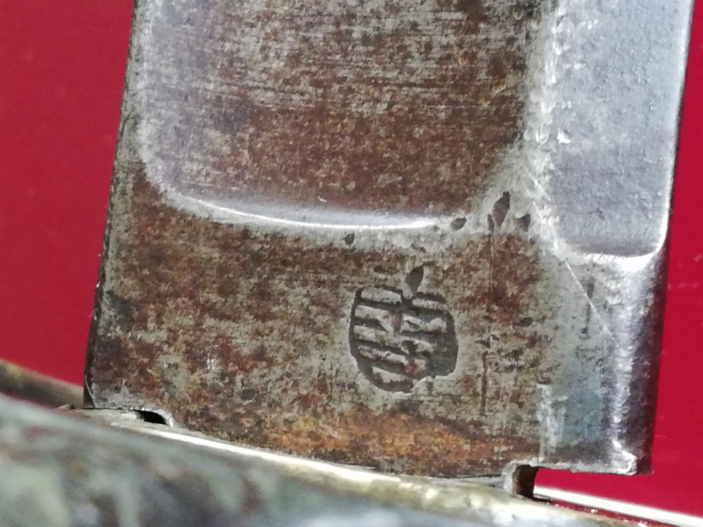 Sabre de canonnier monté modèle 1829 346