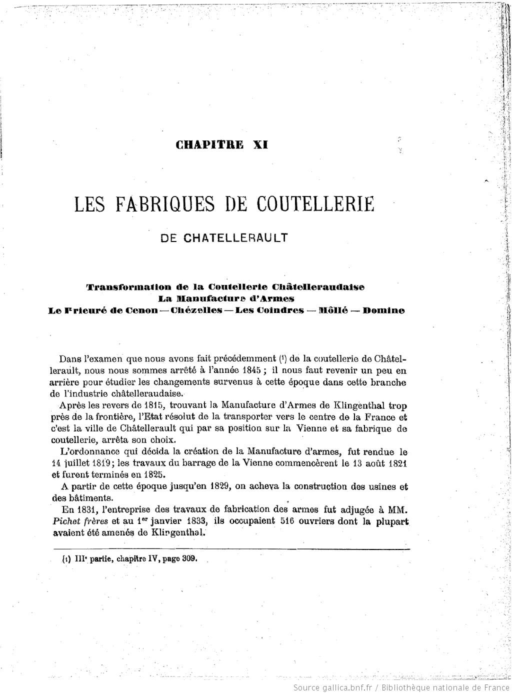 Marquage de lames sabres issus de Chatellerault 4_p_6110