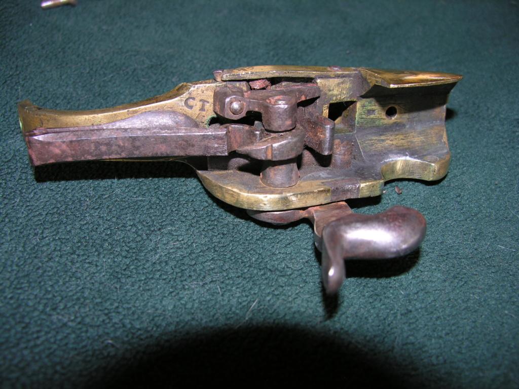 Une paire de pistolets 1777 716