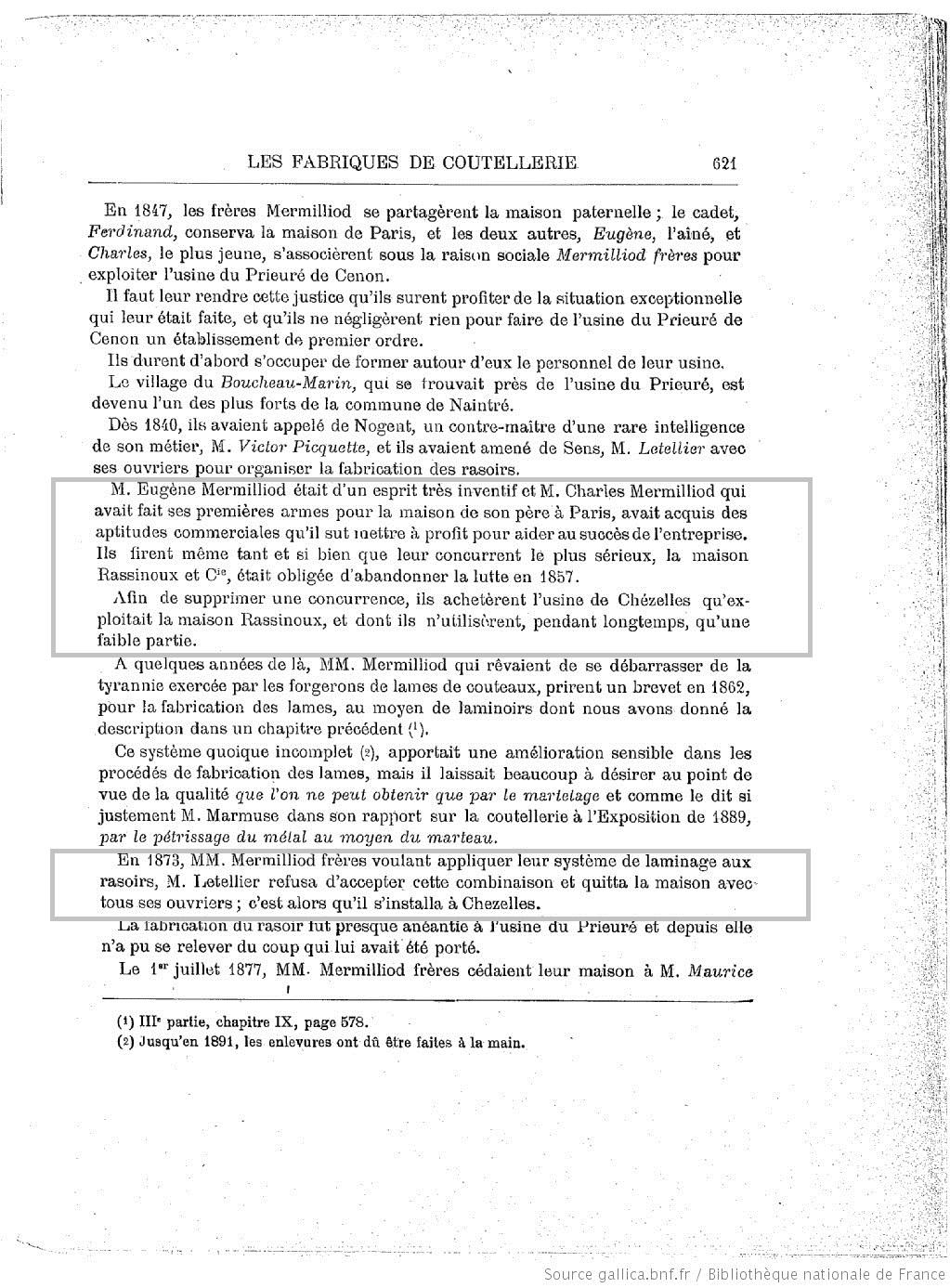 Marquage de lames sabres issus de Chatellerault 8_p_6210