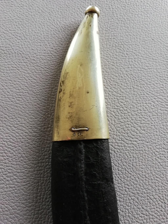 poinçon sur fourreau de sabre de marine Img_2022