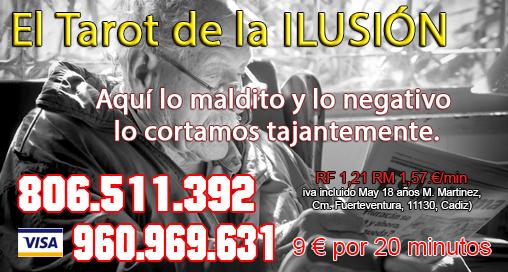 El Tarot De La Ilusión Tarotd13