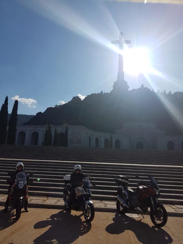 7 JULIO VISITA AL VALLE DE LOS CAIDOS, TRANSILVANIA Y CONSUEGRA 0b052b10